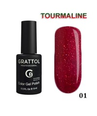 Гель-лак GRATTOL Tourmaline 01