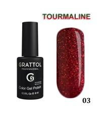 Гель-лак GRATTOL Tourmaline 03