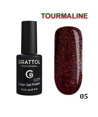 Гель-лак GRATTOL Tourmaline 05