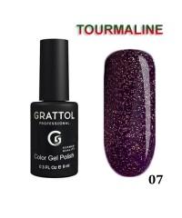 Гель-лак GRATTOL Tourmaline 07