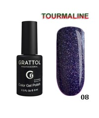 Гель-лак GRATTOL Tourmaline 08