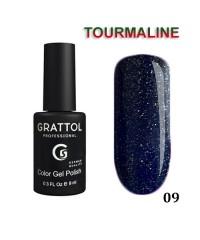Гель-лак GRATTOL Tourmaline 09