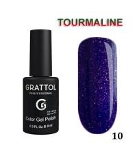 Гель-лак GRATTOL Tourmaline 10