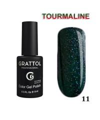 Гель-лак GRATTOL Tourmaline 11