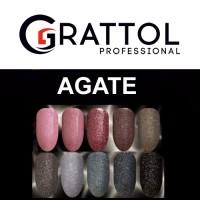 гель-лак GRATTOL Agate