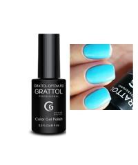 Гель-лак GRATTOL 14 Sky Blue