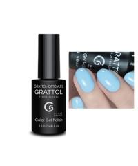 Гель-лак GRATTOL 15 Ваву Blue