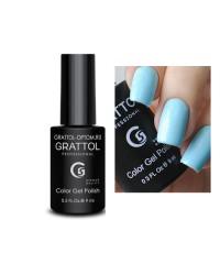 Гель-лак GRATTOL 16 Pastel Blue