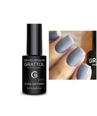 Гель-лак GRATTOL 18 Grey (Серый)
