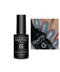 Гель-лак GRATTOL 19 Pastel Grey (Пастельно-Серый)
