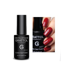 Гель-лак GRATTOL 22 Garnet (Гранат)