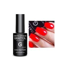 Гель-лак GRATTOL 33 Сranberry (Клюква)