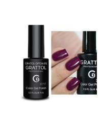 Гель-лак GRATTOL 55 (Слива)