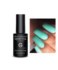 Гель-лак GRATTOL 60 Turquoise (Бирюза)
