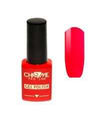 Гель-лак CHARME 015 - карминово-красный