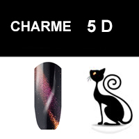 гель-лак CHARME Cat's eye 5D