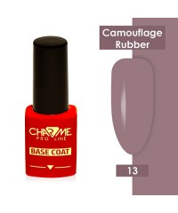 Основа CHARME Camouflage Rubber (CHARME French Rubber Base) - 13