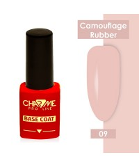 Основа CHARME Camouflage Rubber (CHARME French Rubber Base) - 09