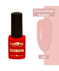 Основа CHARME Camouflage Rubber (CHARME French Rubber Base) - 04