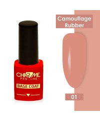 Основа CHARME Camouflage Rubber (CHARME French Rubber Base) - 01