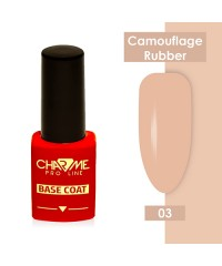 Основа CHARME Camouflage Rubber (CHARME French Rubber Base) - 03