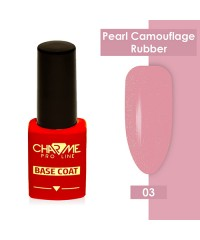 Базовое покрытие CHARME Pearl Camouflage Rubber 03