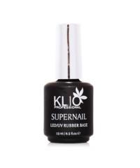 Klio, База Supernail, Rubber Base, 15 мл