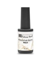 Patrisa nail, Каучуковая молочная база для гель-лака, 8 мл
