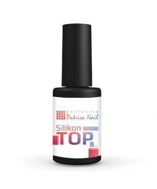Patrisa nail, Силиконовый Топ без липкого слоя (густой топ), 8 мл