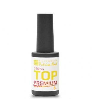 Patrisa nail, Силиконовый Топ PREMIUM с липким слоем (густой топ), 8 мл