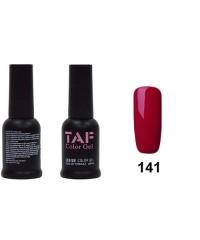 Гель-лак TAF №141, клюквенный, 8мл
