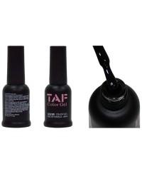 Гель-лак TAF №101, черный, 8мл