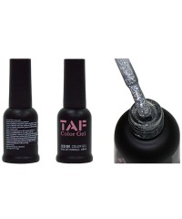 Гель-лак TAF №113, с мелкими блестками, 8мл
