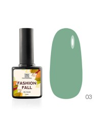 Гель-лак TNL Fashion Fall №03 муза Джанни Версаче 10 мл.
