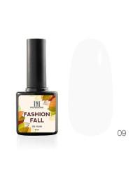 Гель-лак TNL Fashion Fall №09 невинный белый 10 мл.