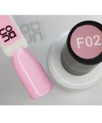 Гель-лак French Collection Uno F02, 8гр.