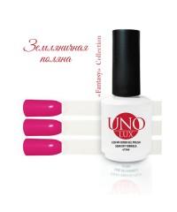 UNO LUX, Гель-лак - FN122 Strawberry Meadow - Земляничная поляна, 15мл