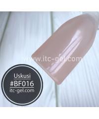 Гель-лак USKUSI BF016 (камуфляж для френча), 8 мл.