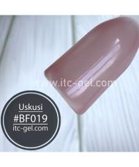 Гель-лак USKUSI BF019 (камуфляж для френча), 8 мл.