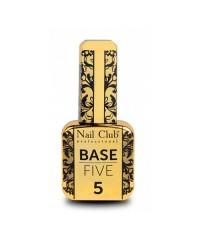 Nail Club Base 5 Five,18 мл