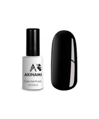 Гель-лак AKINAMI Color Gel Polish тон №02 Black
