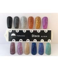 Гель-лак Luna Line Disco 01