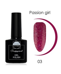 Гель-лак Luna Line Passion girl 03