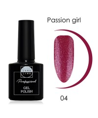 Гель-лак Luna Line Passion girl 04