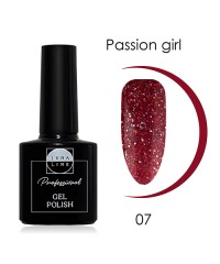 Гель-лак Luna Line Passion girl 07