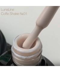 Гель-лак LUNA LINE Coffee Shake 01