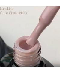 Гель-лак LUNA LINE Coffee Shake 03