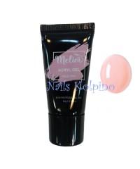 Акригель Mileor бледно-розовый Acryl Gel Pale pink, 30 мл