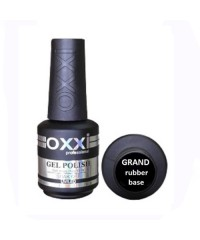 GRAND Rubber Base OXXI (каучуковое базовое покрытие) 15 мл