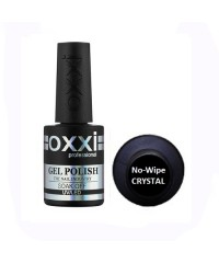 Top OXXI No-Wipe CRYSTAL (топ без липкого слоя) 10 мл